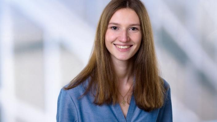 Janina Sophie Müller - Ebersheim
