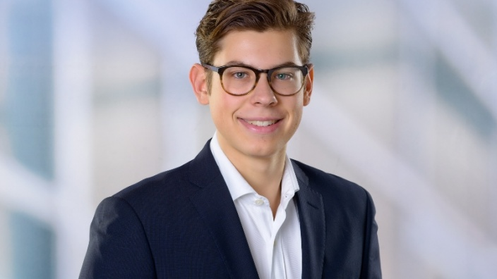Niklas van der Broeck - Bretzenheim