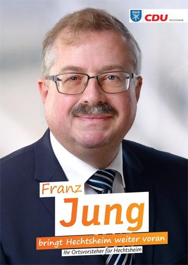 Franz Jung - Hechtsheim