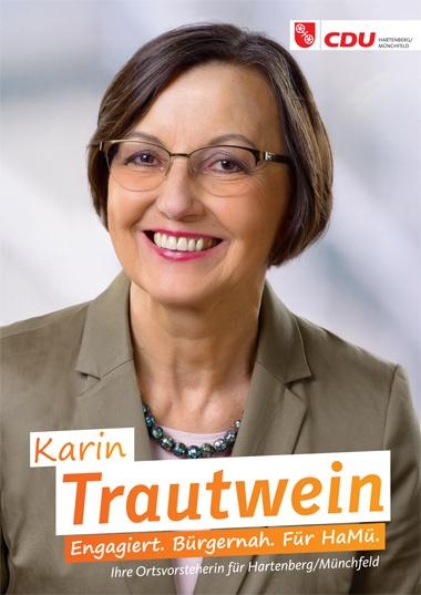 Karin Trautwein - Hartenberg-Münchfeld