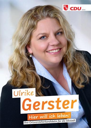 Ulrike Gerster - Altstadt